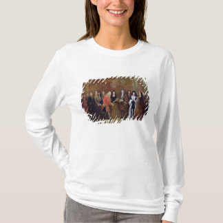 Louis XIV  welcomes the Elector of Saxony T-Shirt