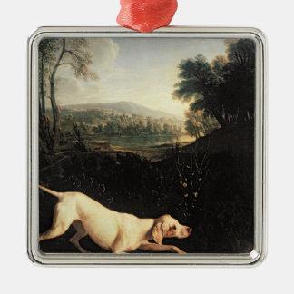 Louis XIV's Dog, Tane Christmas Ornament