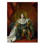 Louis XV 1723 Tarjetas Postales