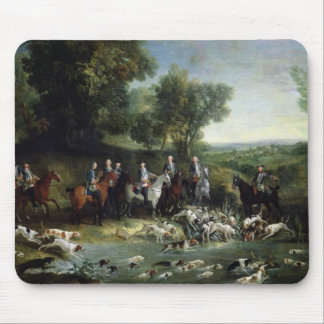 Louis XV 2 Mouse Pad