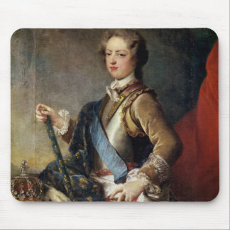 Louis XV  aged 15, after 1725 Mouse Pad
