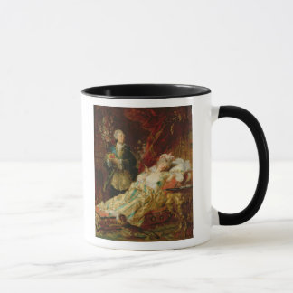 Louis XV and Madame Dubarry Mug