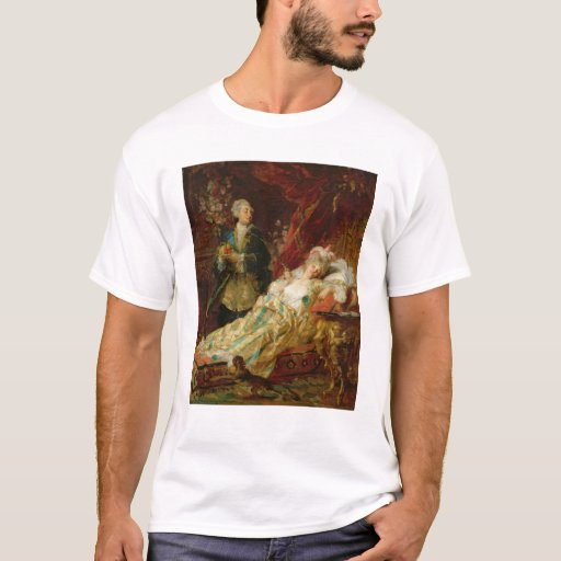 Louis XV and Madame Dubarry T-Shirt