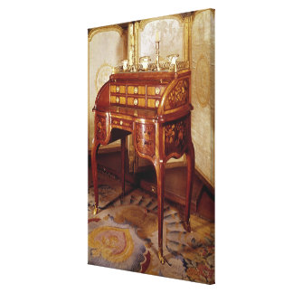 Louis XV Writing Desk Canvas Print