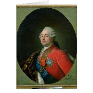 Louis XVI  1786 Card