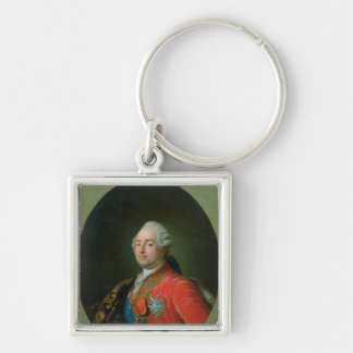 Louis XVI  1786 Keychain