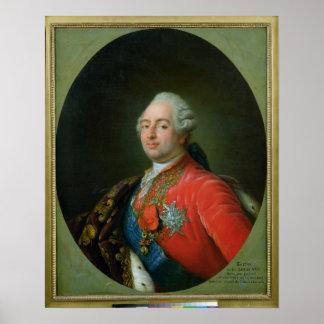 Louis XVI 1786 Posters