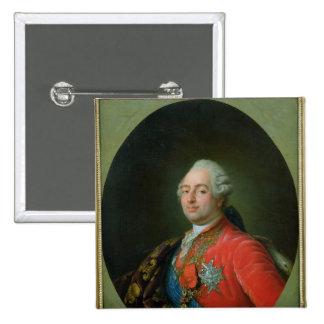 Louis XVI 1786 Pin Cuadrada 5 Cm