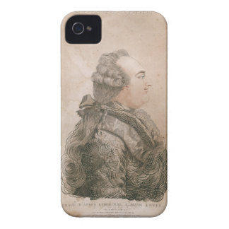 Louis XVI de Francia de José Bernard iPhone 4 Carcasa