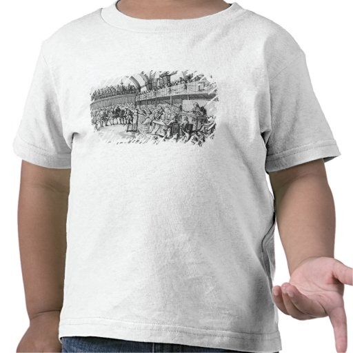 Louis XVI  declaring war on the 20th April 1792 T Shirt