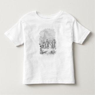 Louis XVI Distributing Alms Toddler T-shirt