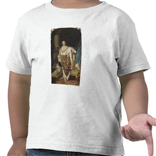 Louis XVI  in Coronation Robes, after 1774 Tee Shirt