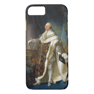 Louis XVI King of France and Navarre (1754-1793) iPhone 7 Case