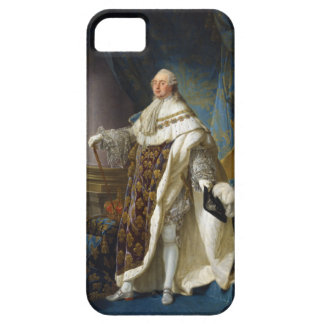 Louis XVI King of France and Navarre (1754-1793) iPhone SE/5/5s Case