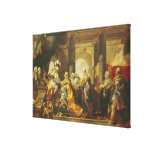 Louis XVI  King of France Gallery Wrap Canvas