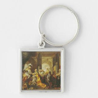 Louis XVI  King of France Keychain