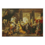 Louis XVI  King of France Posters