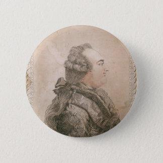 Louis XVI of France by Joseph Bernard Button