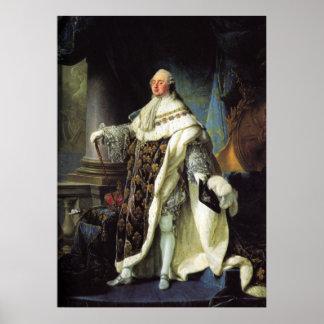 Louis XVI Póster