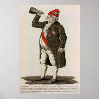 Louis XVI Poster