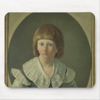 Louis XVII  aged 8, at the Temple, 1793 Mouse Pad