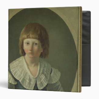 "Louis XVII envejeció 8, en el templo, 1793 Carpeta 1 1/2"""