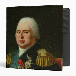 Louis XVIII  after 1815 Binder