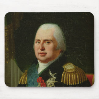 Louis XVIII  after 1815 Mouse Pad