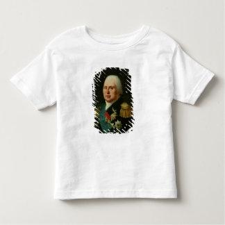 Louis XVIII  after 1815 Toddler T-shirt
