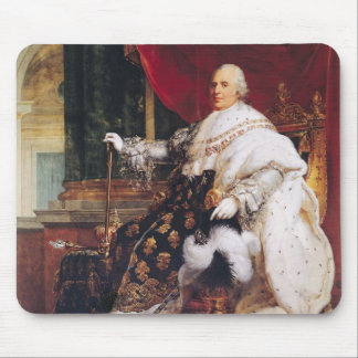 Louis XVIII Mouse Pad