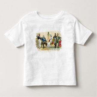 Louis XVIII y su familia Playera De Bebé