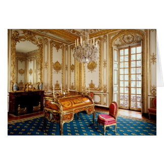 Louis XV's Private Study, 1753-60 Cards