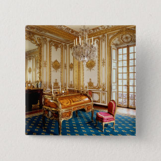 Louis XV's Private Study, 1753-60 Pinback Button