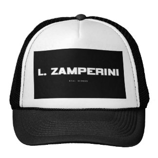 Louis Zamperini Gorras De Camionero