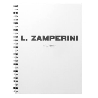 Louis Zamperini Notebook
