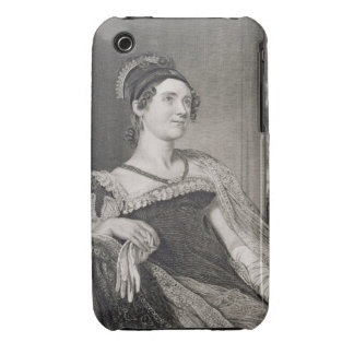 Louisa Catherine Adams (1775-1852) engraved by G.F iPhone 3 Cover