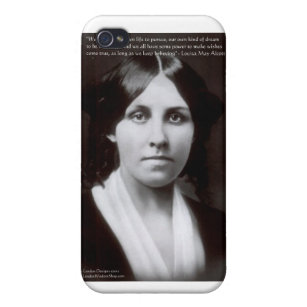 Louisa May Alcott Purpose Dream Quote Gifts On Zazzle