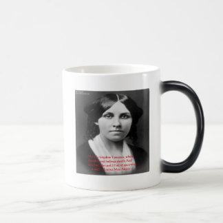 Louisa puede Alcott los regalos de la sabiduría de Tazas