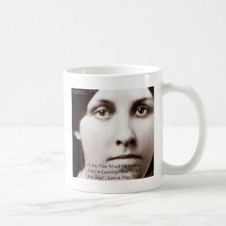 """Louisa puede Alcott """"que aprende navegar"""" los rega Taza De Café"""