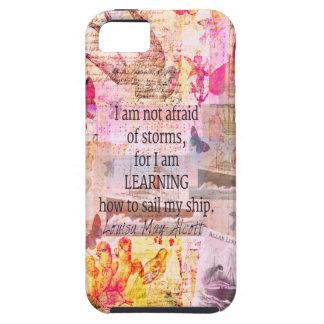 LouisaMayAlcottPHONESTORM iPhone SE/5/5s Case