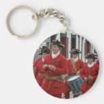 Louisbourg Fortress Parade Key Chain