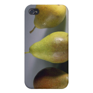 Louise Bonne pears For use in USA only.) Cover For iPhone 4