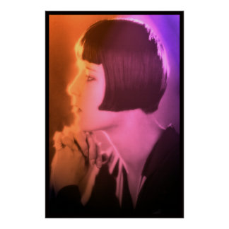 Louise Brooks Poster
