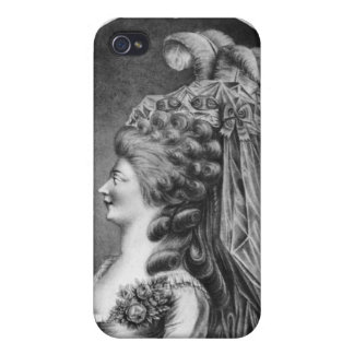 Louise Contat de Parny in the role of Suzanne iPhone 4 Cover