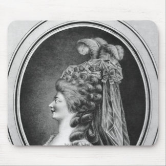 Louise Contat de Parny  in the role of Suzanne Mouse Pad