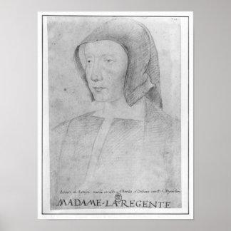 Louise de Saboya Póster