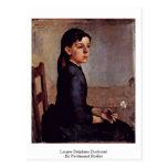 Louise-Delfina Duchosal de Ferdinand Hodler Postales