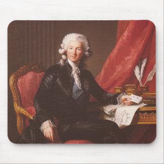 Louise Elisabeth Brun-Portrait of Charles Calonne Mousepads
