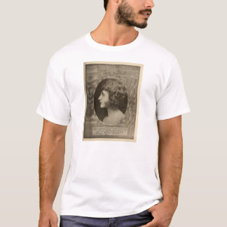 Louise Huff 1919 movie advertisement T-shirt