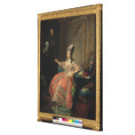 Louise Marie Josephine of Savoy Stretched Canvas Print